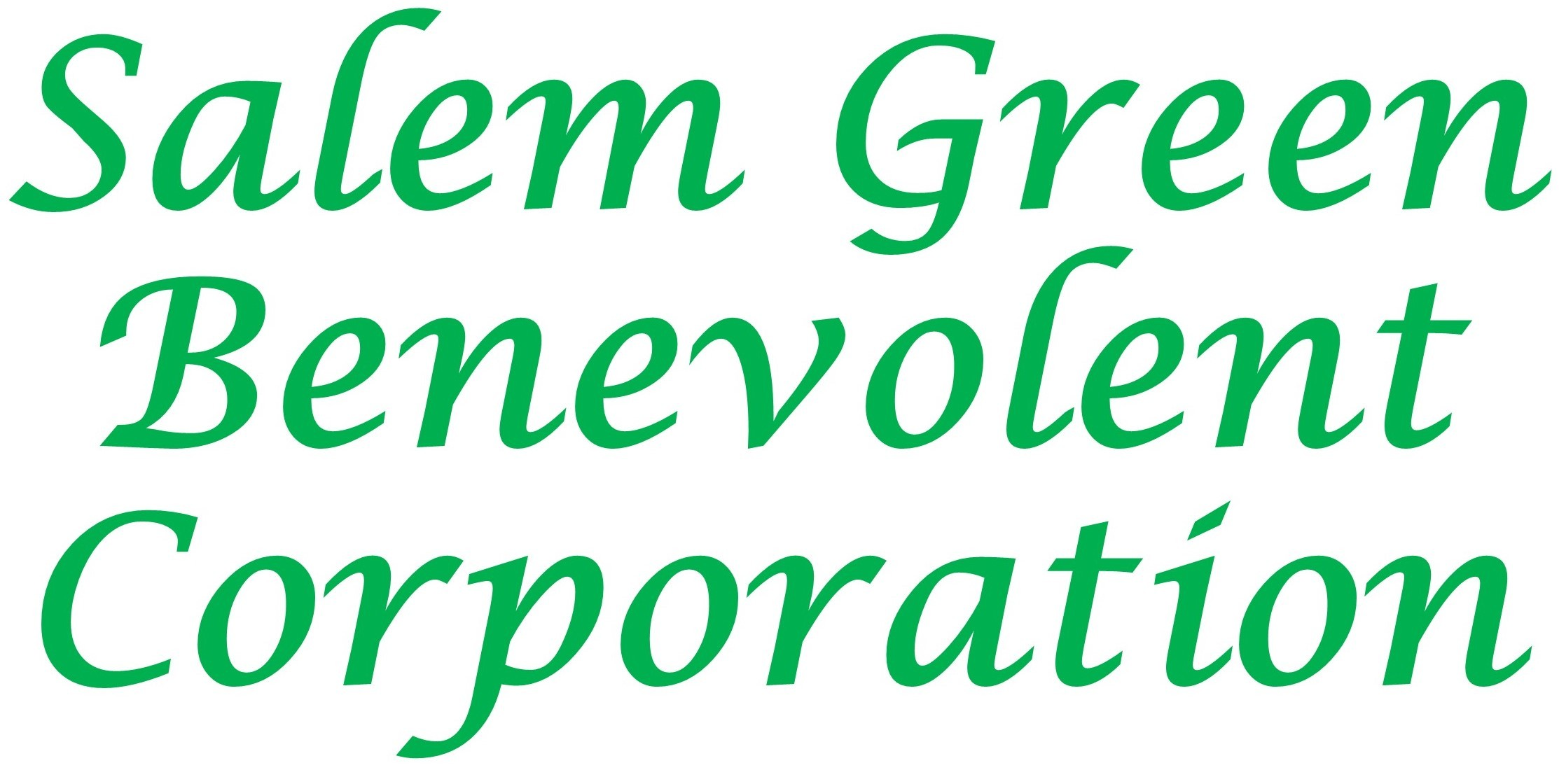 Salem Green Benevolent Corporation