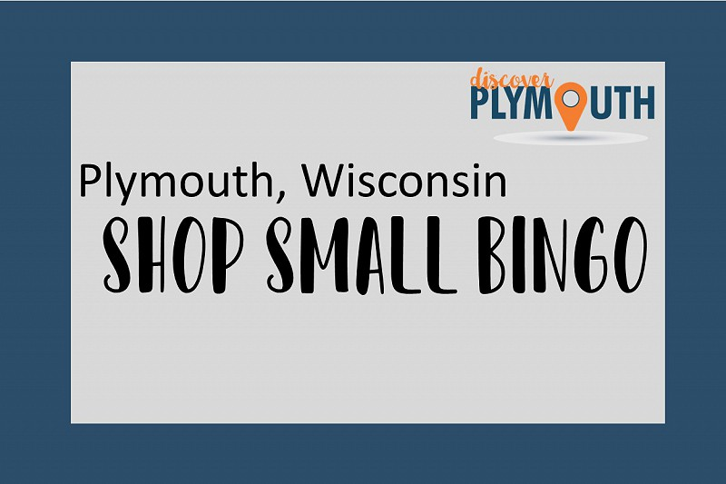 Shop Small Bingo