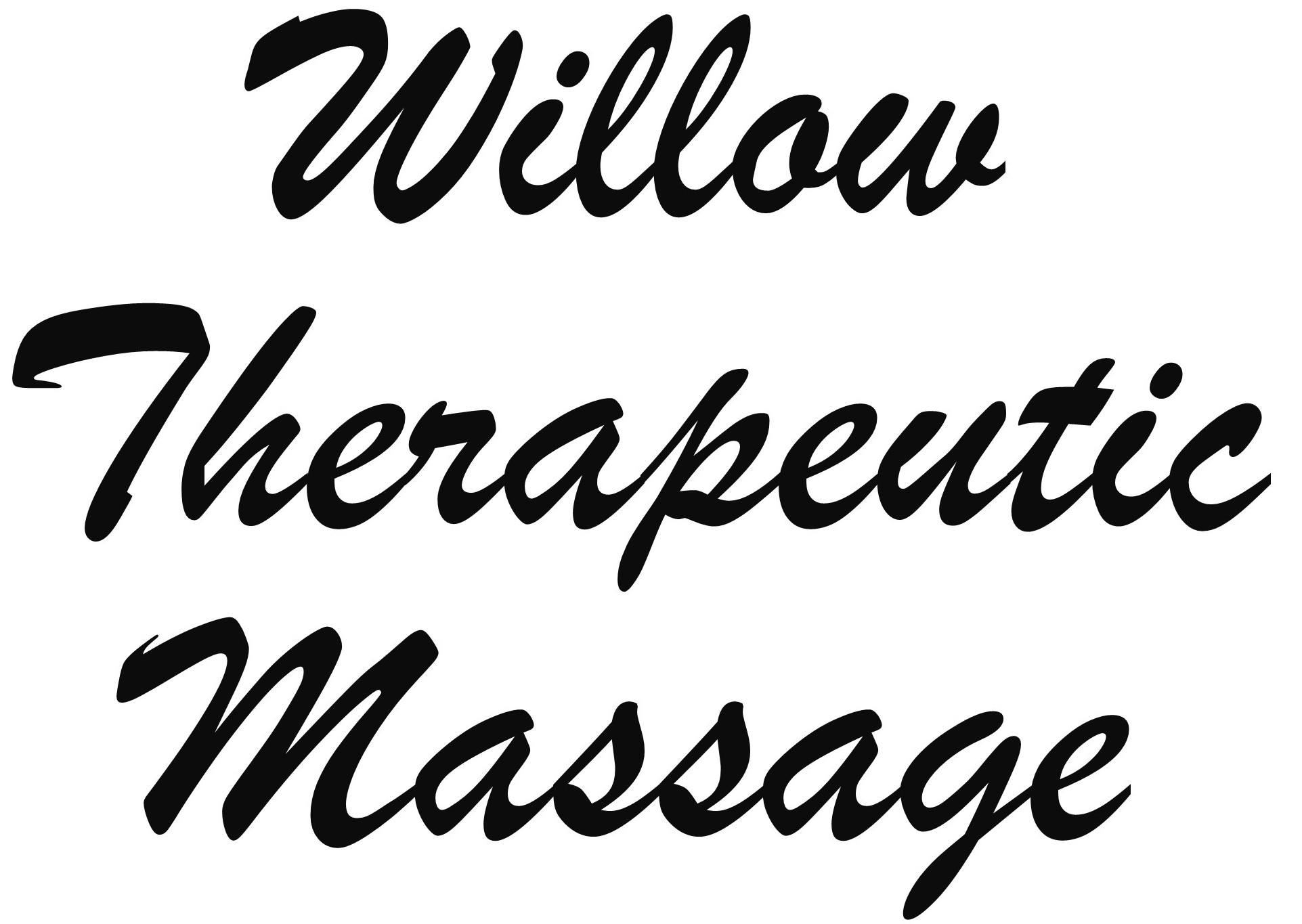 Willow Therapeutic Massage