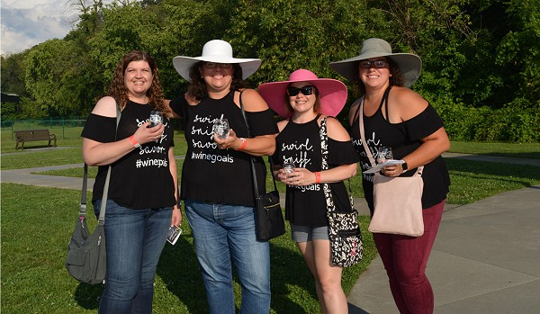 Have fun with our event and create matching shirts for your group!