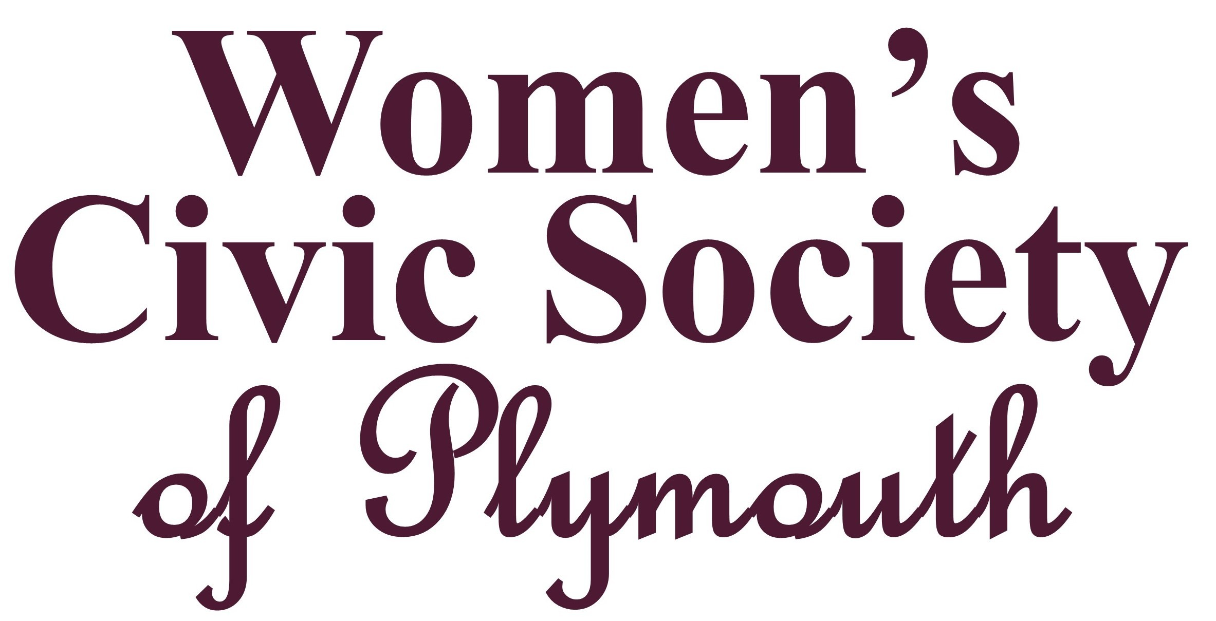 Women's Civic Society of Plymouth